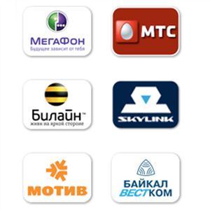 Операторы сотовой связи Таборов