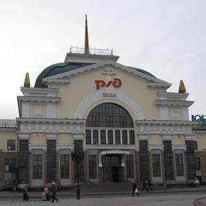 Железнодорожные вокзалы Таборов